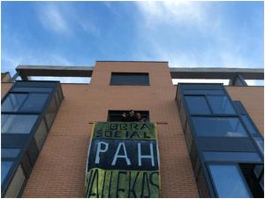 La Obra Social de la PAH consigue 11 alquileres sociales